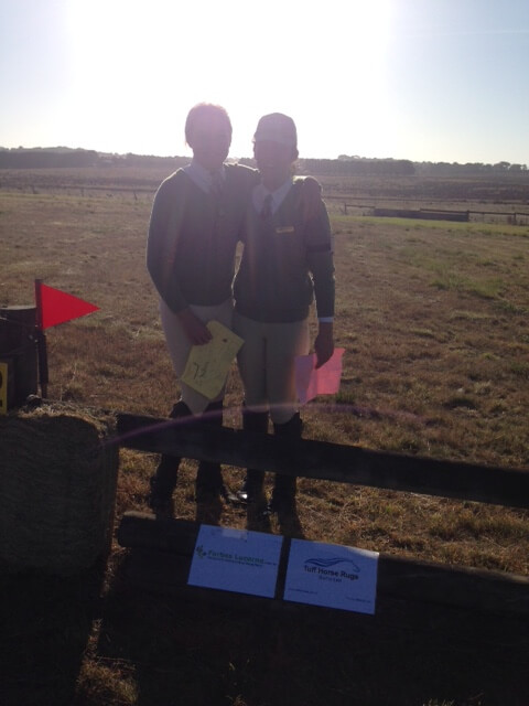 Barwon Valley Pony Club Horse Trials - Forbes Lucerne prizes
